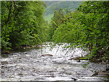 NN8765 : River Tilt by James Hearton