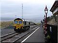 SD7678 : Ribblehead Station by John Lucas