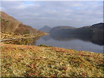 NC3435 : Still waters of Loch More by Andrew Spenceley