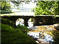 SD2271 : Bow Bridge by Phil Catterall