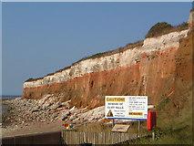 TF6741 : Hunstanton Cliffs by ray sullivan