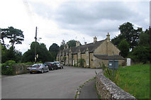 ST8569 : Hudswell by Phil Williams