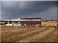 TA0409 : Wrawby Junction Signal Box by David Wright