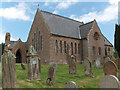 NY5246 : St Michael and All Angels', Ainstable by Andrew Smith