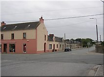 S6853 : Cottages at Goresbridge, Co.Kilkenny by Humphrey Bolton