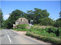 ST7879 : Pike Cottage by Phil Williams