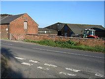 SK1024 : Slate House Farm, Bromley Wood, near Abbots Bromley, Staffordshire. by Alan Slater