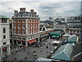 TQ3080 : Covent Garden Piazza with London Transport Museum by David Hawgood