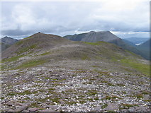 NG9763 : Meall a' Ghiuthais by Chris Wimbush
