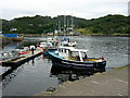 NG8074 : Gairloch Harbour at An Ard by Iain Thompson