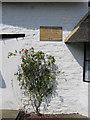 TF1205 : Plaque on John Clare's cottage, Helpston, Peterborough by Rodney Burton