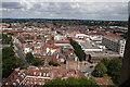 SO8454 : Worcester City Centre by Bob Embleton