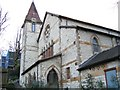 TQ3572 : Converted church, Taymount Rise by Stephen Craven