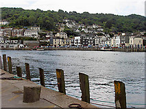 SX2553 : West Looe by Pam Brophy