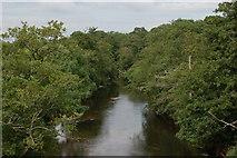 J1842 : River Bann at Poland's Bridge by Albert Bridge
