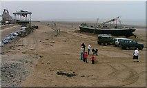 NZ6025 : Dunkirk - Redcar's Latest Tourist Attraction by Mick Garratt
