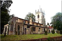 SK6592 : Bawtry, St Nicholas's Parish Church by Bill Henderson