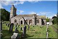 ST3011 : Combe St Nicholas: St Nicholas's church by Martin Bodman