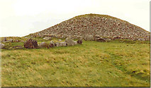 N5877 : Summit of Slieve na Calliagh by Bill Griffiths