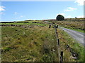 SD6320 : Road on Withnell Moor by Paul Glenville