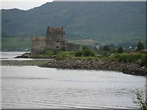 NG8825 : Eilean Donan Castle by Roger Gilbertson