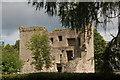 J4947 : Quoile castle near Downpatrick by Albert Bridge