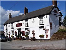 SJ6628 : The Red Lion, Wistanswick by Geoff Pick