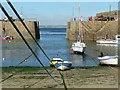SW4626 : Mousehole Harbour by Rich Tea