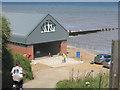 TG3136 : Mundesley lifeboat station by Stephen Craven