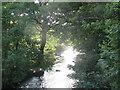 SH5259 : Afon Gwyrfai from Pont Cyrnant by Eric Jones