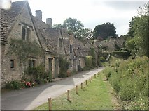 SP1106 : Arlington Row, Bibury by Katy Walters