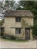 SP1106 : Tiny cottage near Arlington Row by Katy Walters