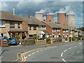 SK0416 : Semi-detached houses in Rugeley by Patrick Mackie