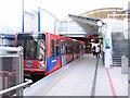TQ3875 : Lewisham DLR terminus by Stephen Craven