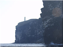 HY6101 : Copinsay sea cliffs by Mark Crook
