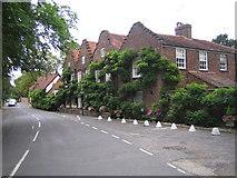 TQ0487 : Denham: Village Road by Nigel Cox