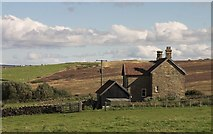 NZ7605 : House by the Glaisdale moor by Colin Grice