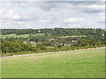 SP8800 : View from Angling Spring Farm to Great Missenden by David Hawgood