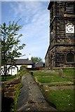 SD3618 : St Cuthbert's, Churchtown by Stephen Nunney