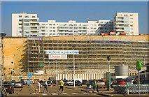 TQ3303 : Cliff Repair - Brighton Marina by mysteron