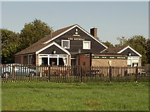 TM0659 : 'The Retreat' public house, Stowupland, Suffolk by Robert Edwards