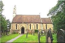 SE5613 : Askern, St Peter's Church by Bill Henderson