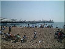 TQ3103 : Brighton Pier by Mark Underwood