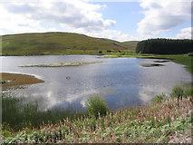 NT3814 : Alemoor Reservoir by Walter Baxter