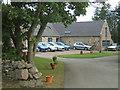 NK0336 : Nook Garage near Auquharney by Ken Fitlike