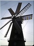 TF1443 : Pocklington's Mill, Heckington, Lincs by Tim Hallam