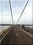 TA0224 : The Humber Bridge by Bus by David Wright