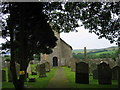 NY5674 : Saint Cuthbert's Church, Bewcastle by Les Hull