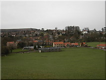 NZ8607 : Sleights Cricket Club by Darren Haddock