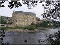 NZ0416 : Thorngate Mill by Hugh Mortimer
